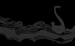 zwaan op water